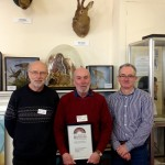 Museum Members with Accreditation Certificate